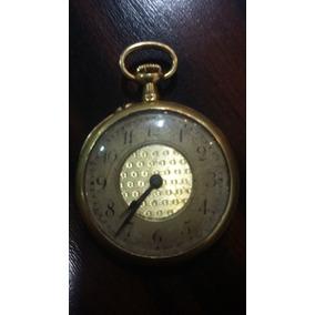 Relógio De Bolso Ouro 18k Lecoultre 1906 - Raridade