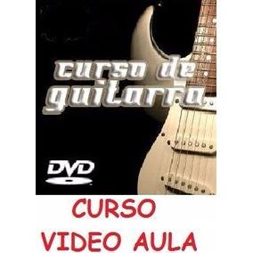 Curso De Guitarra Em 2 Dvds Nbv