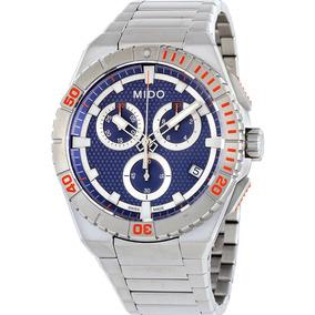 72796bfd1b8 Relógio Mido Ocean Star Captain M023.417.11.041.0 Cronografo