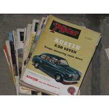 Antigua Revista The Motor. De 1930 A 1956. Precio Por Lote