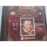 + Cd 27 Grandes Obras Beethoven Original Made In Spain