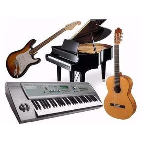 Aulas De Guitarra + Violão + Canto - Em 6 Dvds Lk