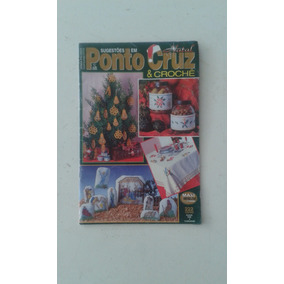 Revista Ponto Cruz Croche (3-d)