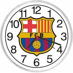 0674f24e02ec3 Relógio De Parede Do Barcelona. - Relógios no Mercado Livre Brasil