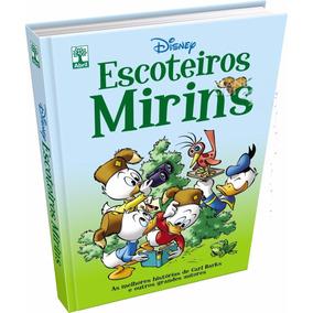 Hq Escoteiros Mirins - De Luxo - Disney - Capa Dura