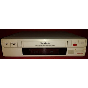 Video Cassete Recorder Gradiente Sr-960 - Com Defeito