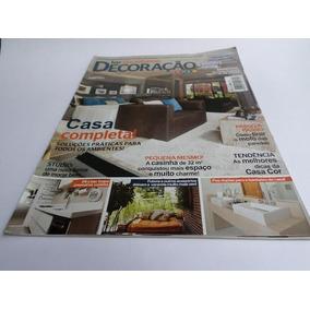 Revista Lar Em Reforma Decoração Casa Completa