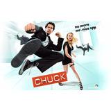 Chuck (1ª À 5ª Temporada) Dublado + Brindes