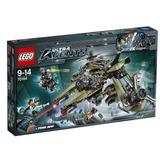 Todobloques Lego 70164 Ultra Agents Atraco Huracanado