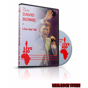 Dvd - David Bowie Live Aid 1985