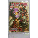 Deadpool 7 A Tropa Deadpool Ed.panini Lacrado