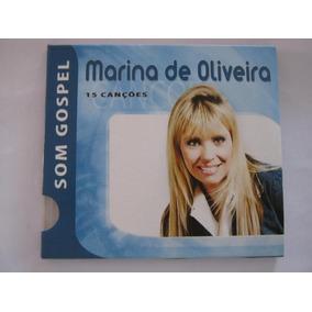 Cd Marina De Oliveira 15 Canções