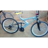 Bicicleta Seminova Em Perfeito Estado