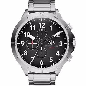 Armani Exchange Relógio Prata Digital Modelo Ax1109 R 600,00 ... e908a306f8
