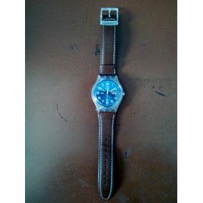 Relógio Swatch Unisex Blue Choco