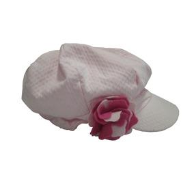 Boina Everly Pique Forrada C  Plush - Rosa - M (809) c5695897a88