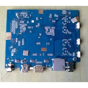Placa Mae Logica Tablet Multilaser Delta Nb013 - Defeito