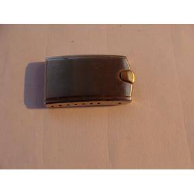 e6b8730595d Rolex Broche Tapa Acero Con Coronita De Oro Vintage