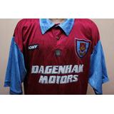 Promoção Camisa Rara West Ham Centenário (pronto Entrega)