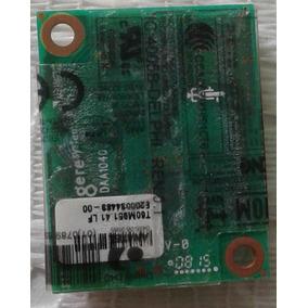 Placa Fax Modem Hp Cq40 4005b-delphi