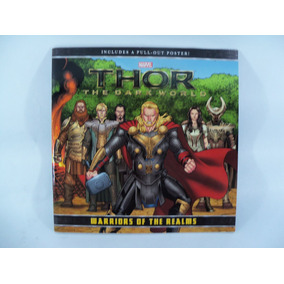 Thor The Dark World - Marvel - Warriors Of The Realms
