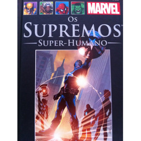 Marvel Salvat. Os Supremos.