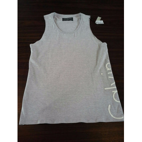 146c18348b3aa Camiseta Regata Calvin Klein Masculina - Calçados