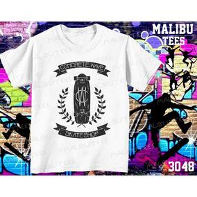 Skateshop Concrete Wave Wc Camisetas E Baby Look Santa Cruz 922fc499fe3
