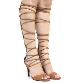 Sandália Zariff Shoes Gladiadora | Zariff