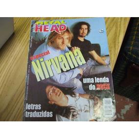 Revista Metal Head Numero 22 - Especial Nirvana