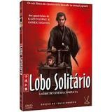 Dvd Triplo Box Lobo Solitário - 6 Filmes Lacrado Original