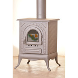 Calentador De Leña Diseño Menonita Kca08g Envio Gratis*