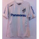 Camisa Santos Fc - Camisa Santos Masculina no Mercado Livre Brasil afc3aed743143
