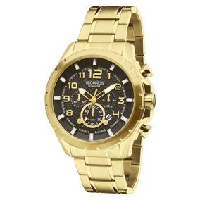 48e77a5515286 Relógio Technos Masculino Js25bf 4p - Relógio Masculino no Mercado ...