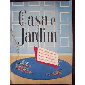 Revista Casa E Jardim Nº 65 - Antiga - Nov 1960 - Ae