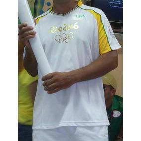 883418e350 Uniformes Voluntarios Rio 2016 - Coleções e Comics no Mercado Livre ...