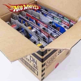 Hot Wheels Caixa C/ 72 Carrinhos Sortidos