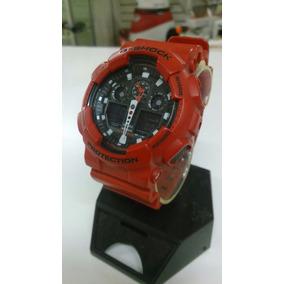 Reloj Casio G-shock, Ga-100,
