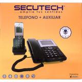 Telefono Mesa Y Inhalambrico Kit 2 Secutech Ideal Oficinas