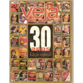 Revista Veja 30 Anos 1998
