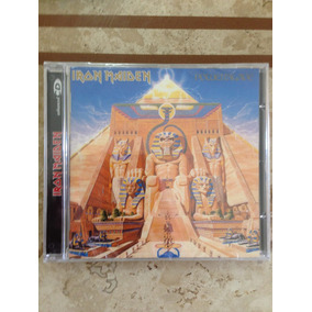 Iron Maiden Powerslave Cd Lacrado