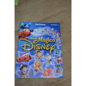 Album Mundo Magico Da Disney