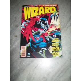 Revista Wizard Nº 9 - O Guia Dos Quadrinhos