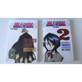 6 Mangas Bleach Nºs 2 Ao 50