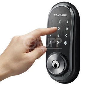 Cerrojo Digital Samsung C/llave Shp-ds510 -100 Claves/rf