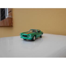 Chevrolet Camaro Verde 1971 Jl