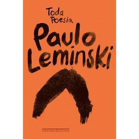 Toda Poesia - Paulo Leminski - Seminovo Em Ótimo Estado