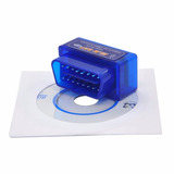 Escaner Automotriz Bluetooth Obd2 Elm327 Multimarca