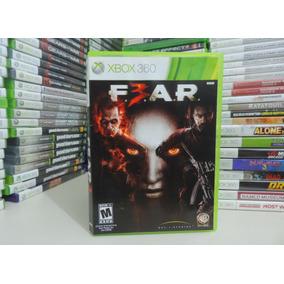 Jogo Fear3 Para Xbox360 Original