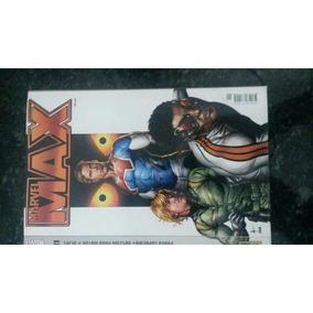 Marvel Max Nº 11. Registro Módico Frete 7,00